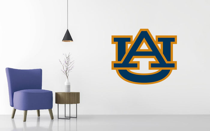 Auburn Tigers Basketball NCAA Wall decal Sticker