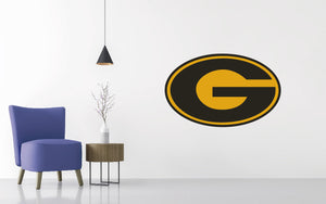 Grambling State Tigers Football NCAA Wall decal Sticker