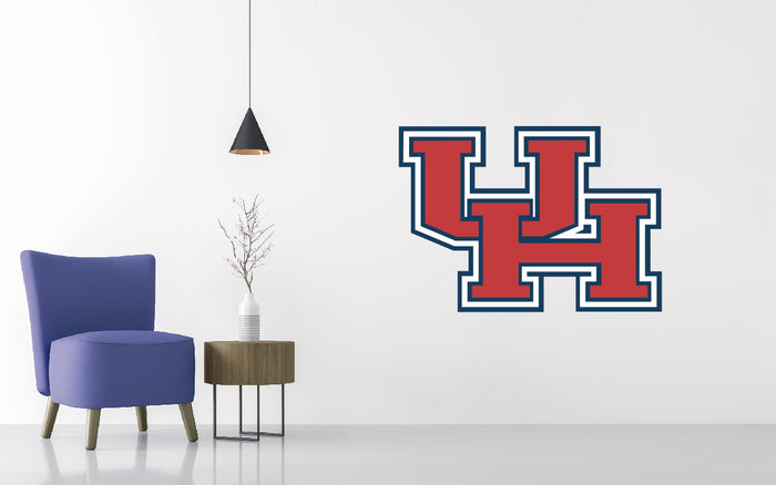 Houston Cougars Football NCAA Wall decal Sticker