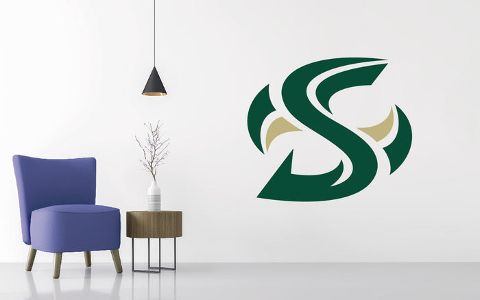 CS Sacramento Football NCAA Wall decal Sticker