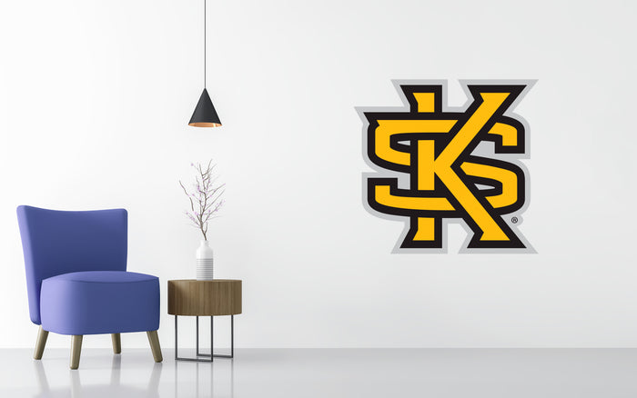Kennesaw State Owls Basketball NCAA Wall decal Sticker
