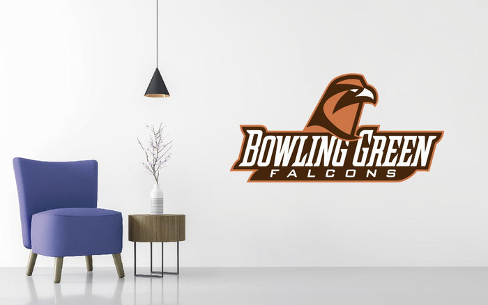 Bowling Green Basketball NCAA Wall decal Sticker