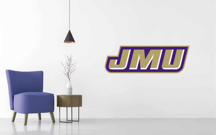 James Madison Football NCAA Wall decal Sticker