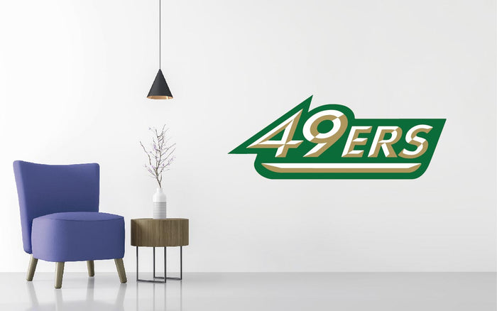 Charlotte 49ers Basketball NCAA Wall decal Sticker
