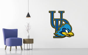 University of Delaware Basketball NCAA Wall decal Sticker