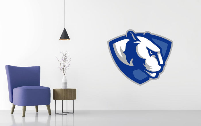 Eastern Illinois University Basketball NCAA Wall decal Sticker