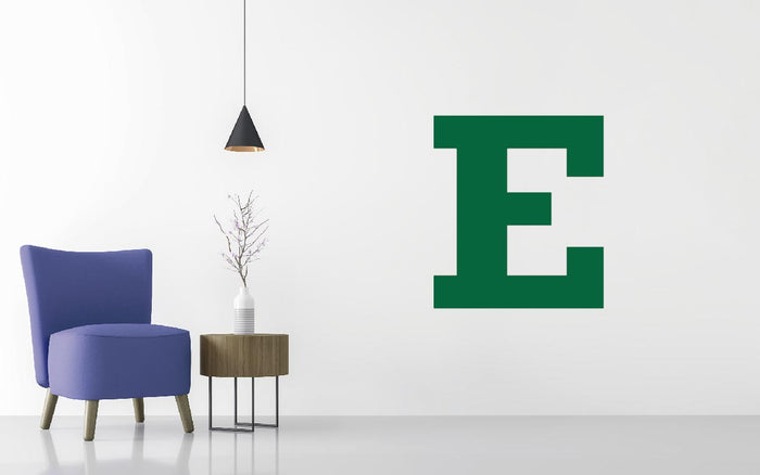 Eastern Michigan Basketball NCAA Wall decal Sticker
