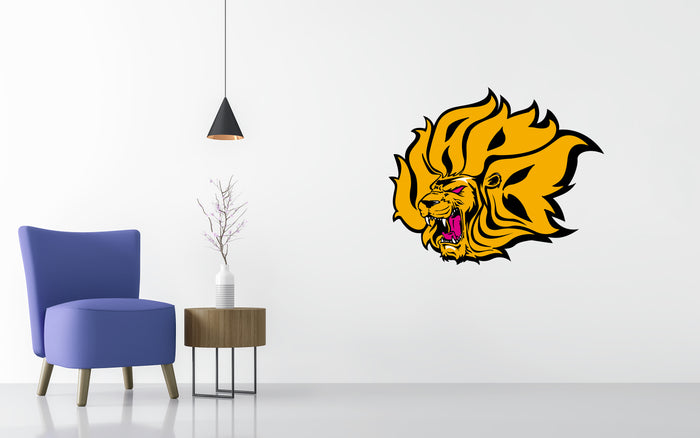 Arkansas-Pine Bluff Basketball NCAA Wall decal Sticker
