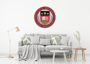 Boston College USA Massachusetts Universities Logo  Wall decal Stickers