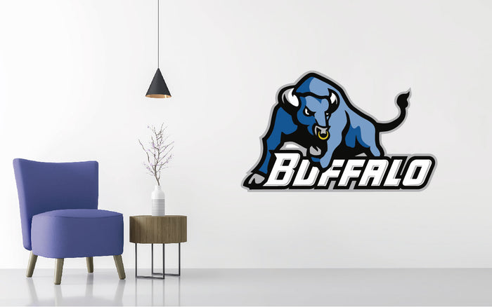 Buffalo Football NCAA Wall decal Sticker