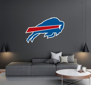 Buffalo Bills Logo Wall Decal