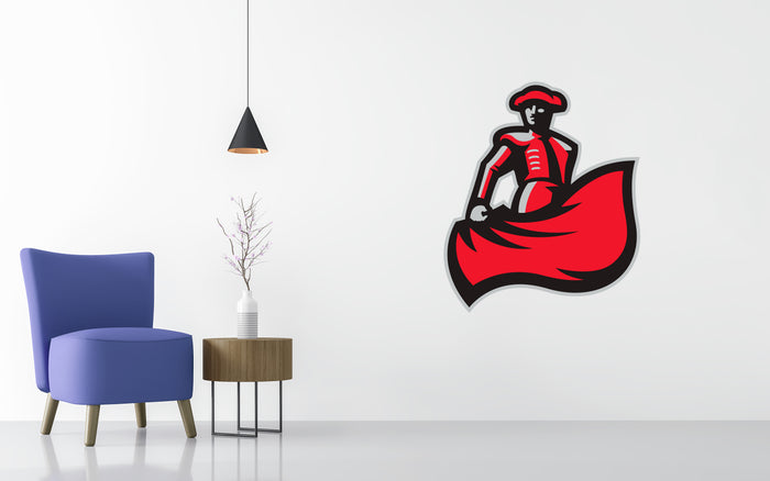 Cal State Northridge Basketball NCAA Wall decal Stickerz