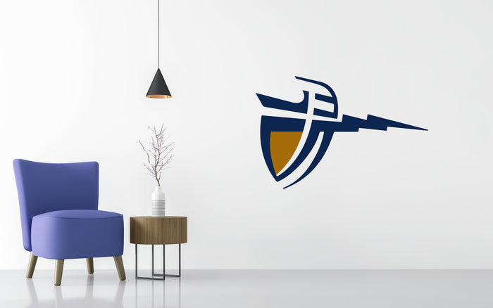 California Baptist Lancers Basketball NCAA Wall decal Sticker