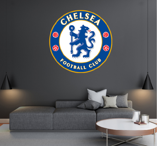 Chelsea Logo Wall Decal