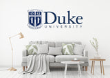 Duke University USA Carolina del Norte Universities Logo  Wall decal Stickers