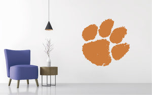 Clemson University Football NCAA Wall decal Sticker