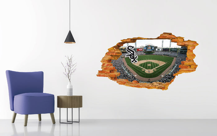 Chicago White Sox Stadium Wall Decal