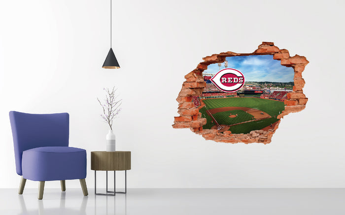 Washington Nationals Stadium Wall Decal