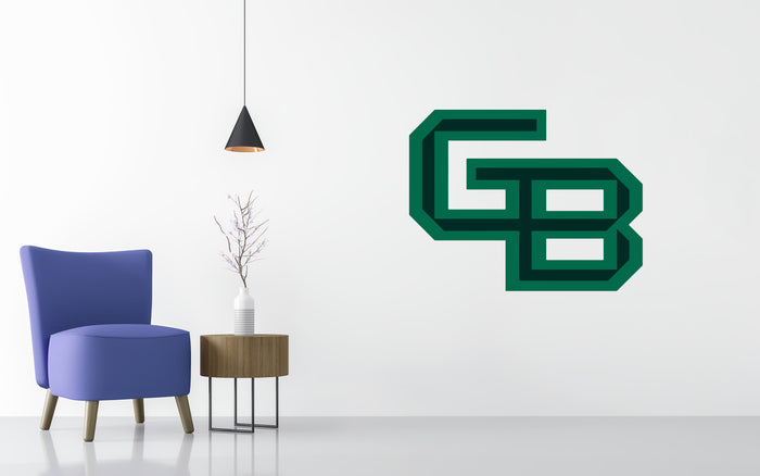 Green Bay Phoenix Basketball NCAA Wall decal Stickerz
