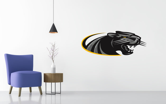 Milwaukee Panthers Basketball NCAA Wall decal Stickerz