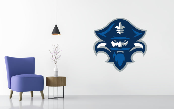 New Orleans Privateers Basketball NCAA Wall decal Sticker