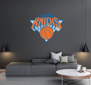 New York Knicks Logo Wall Decal
