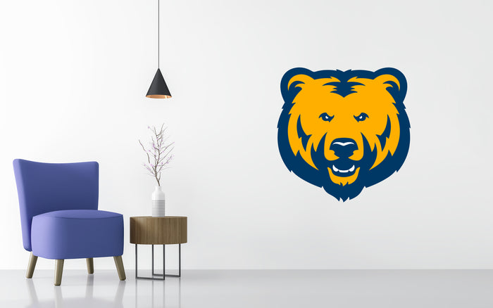 Northern Colorado Basketball NCAA Wall decal Sticker