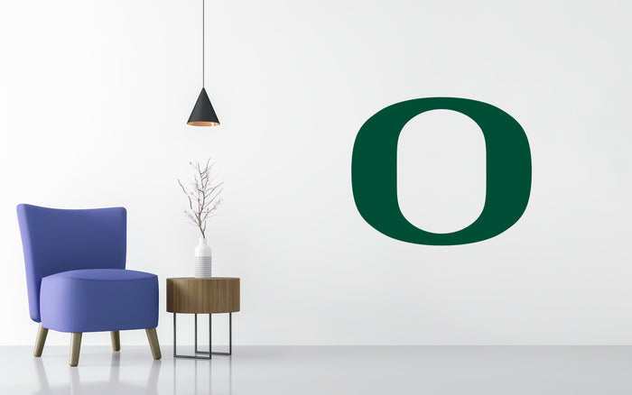 Oregon Ducks Basketball NCAA Wall decal Sticker