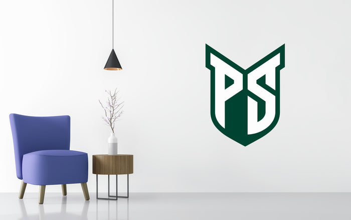 Portland State Basketball NCAA Wall decal Sticker