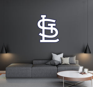 Saint Louis Cardinals Logo Wall Decal