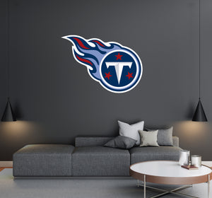 Tennessee Titans Logo Wall Decal
