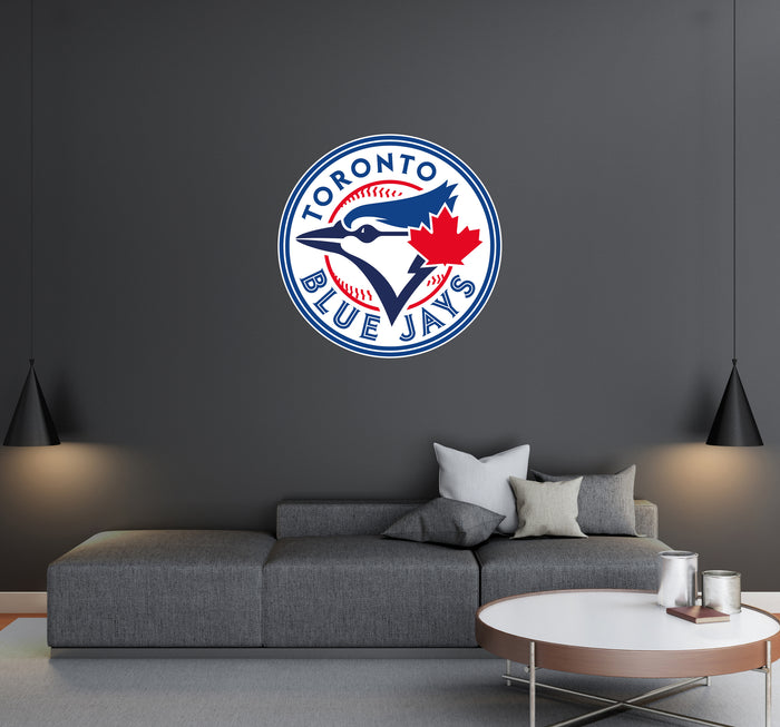 Toronto Blue Jays Logo Wall Decal