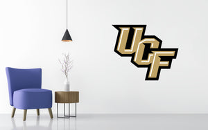 UCF Knights Basketball NCAA Wall decal Sticker
