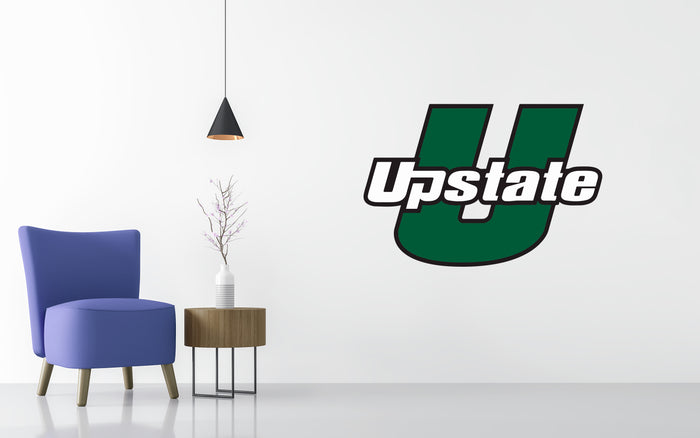 USC Upstate Spartans Basketball NCAA Wall decal Sticker