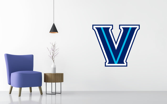 Villanova Wildcats Basketball NCAA Wall decal Sticker