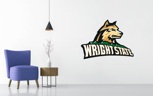 Wright State Raiders Basketball NCAA Wall decal Stickerz