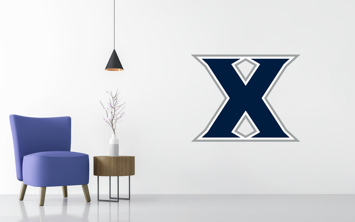 Xavier Musketeers Basketball NCAA Wall decal Sticker