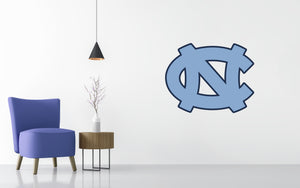 North Carolina Basketball NCAA Wall decal Sticker