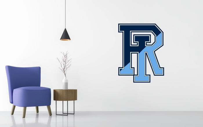 Rhode Island Basketball NCAA Wall decal Sticker