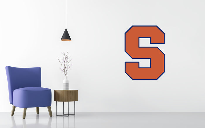 Syracuse Basketball NCAA Wall decal Sticker