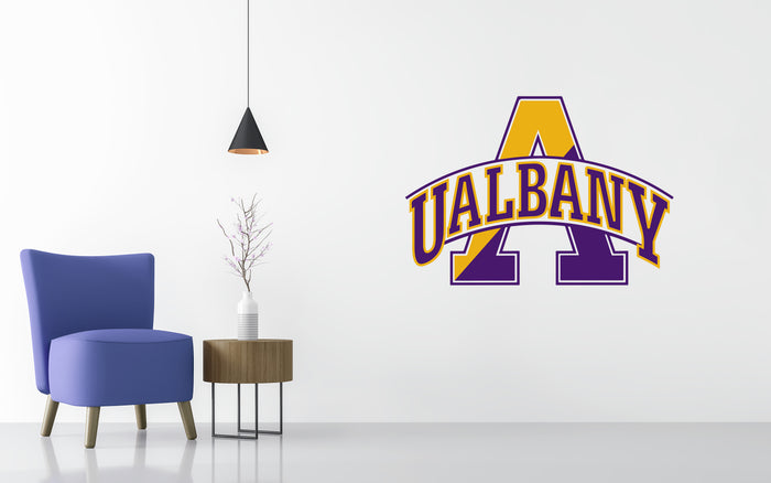 Albany Great Danes Basketball NCAA Wall decal Sticker