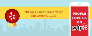 HealThee Care Yelp Award