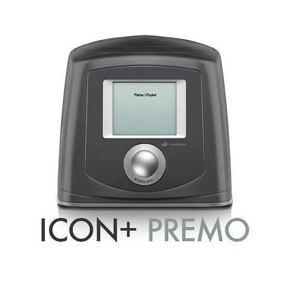 ICON + Premo CPAP Machine with Humidifier and Heated Tubing