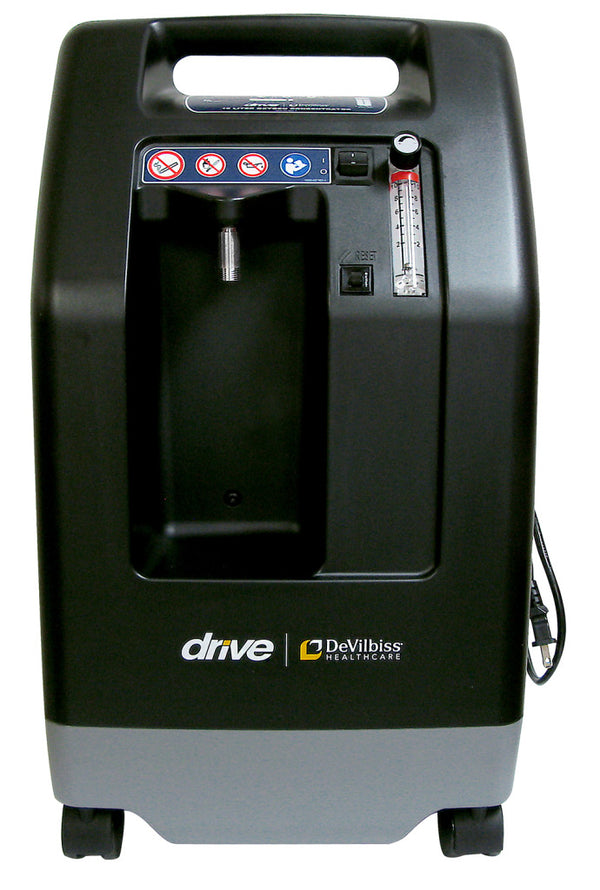 Drive Medical Compact Oxygen Concentrator, 10-Liter