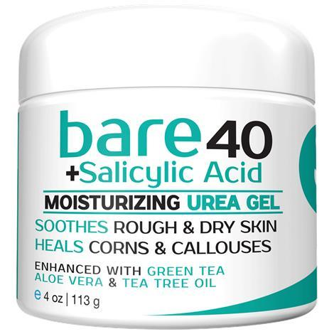 Bare 40 Plus Salicylic Acid Moisturizing Urea Gel
