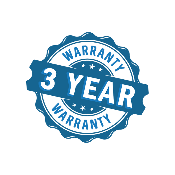 Extended Warranty - 3 Years Total - Everflo