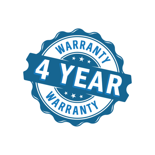 Extended Warranty - 4 Years Total - Everflo