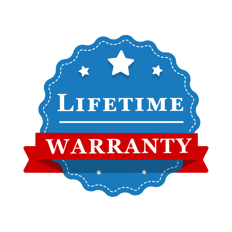 Lifetime Warranty for SimplyGo Mini