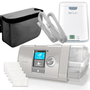 SALE Resmed AirPack S - AirCurve 10 S Bundle Package w/ SoClean 2
