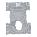 Patient Lift Sling with Commode Opening, Dacron
